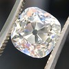 2.65ct Old Mine Cut Diamond GIA K SI2 1