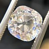 2.65ct Old Mine Cut Diamond GIA K SI2 20