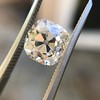 2.65ct Old Mine Cut Diamond GIA K SI2 5