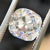 2.65ct Old Mine Cut Diamond GIA K SI2 11