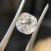 2.65ct Old Mine Cut Diamond GIA K SI2 18
