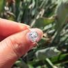 2.71ct Cushion Cut Diamond GIA E, SI1 27