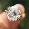 2.71ct Cushion Cut Diamond GIA E, SI1 26