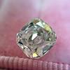 2.71ct Cushion Cut Diamond GIA E, SI1 0