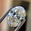 2.83ct Antique Oval GIA K SI1 15
