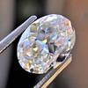 2.83ct Antique Oval GIA K SI1 6