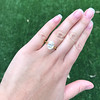 2.83ct Antique Oval GIA K SI1 25