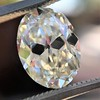 2.83ct Antique Oval GIA K SI1 13