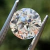 2.90ct Old European Cut Diamond GIA I VS1 15
