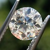 2.90ct Old European Cut Diamond GIA I VS1 1