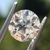 2.90ct Old European Cut Diamond GIA I VS1 11
