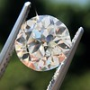 2.90ct Old European Cut Diamond GIA I VS1 9