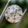 2.90ct Old European Cut Diamond GIA I VS1 16
