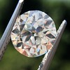 2.90ct Old European Cut Diamond GIA I VS1 10