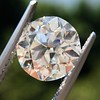2.90ct Old European Cut Diamond GIA I VS1 8