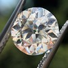 2.90ct Old European Cut Diamond GIA I VS1 14