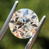 2.90ct Old European Cut Diamond GIA I VS1 12