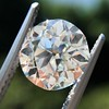 2.90ct Old European Cut Diamond GIA I VS1 2