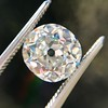 2.99ct Old Mine Cut Diamond GIA K SI1 26