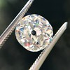 2.99ct Old Mine Cut Diamond GIA K SI1 1