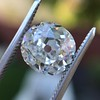 2.99ct Old Mine Cut Diamond GIA K SI1 24