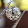 2.99ct Old Mine Cut Diamond GIA K SI1 18