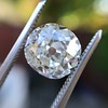 2.99ct Old Mine Cut Diamond GIA K SI1 6