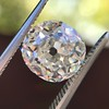 2.99ct Old Mine Cut Diamond GIA K SI1 17