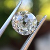 2.99ct Old Mine Cut Diamond GIA K SI1 13