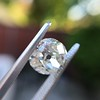 2.99ct Old Mine Cut Diamond GIA K SI1 14
