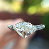 2.99ct Old Mine Cut Diamond GIA K SI1 3