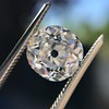 2.99ct Old Mine Cut Diamond GIA K SI1 15