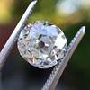 2.99ct Old Mine Cut Diamond GIA K SI1 22