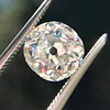 2.99ct Old Mine Cut Diamond GIA K SI1 10