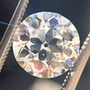 2.91ct Old European Cut Diamond GIA L VS1 6