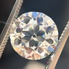 2.91ct Old European Cut Diamond GIA L VS1 7