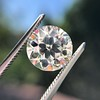 2.91ct Old European Cut Diamond GIA L VS1 12