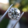 2.91ct Old European Cut Diamond GIA L VS1 13