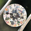 2.91ct Old European Cut Diamond GIA L VS1 3