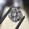3.00ct Antique Cushion Cut Diamond, GIA J VS2 8