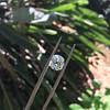 3.01ct Antique cushion Cut Diamond Est S/T Color, VS2 Clarity 21