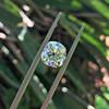 3.01ct Antique cushion Cut Diamond Est S/T Color, VS2 Clarity 15
