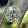 3.01ct Antique cushion Cut Diamond Est S/T Color, VS2 Clarity 17