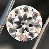 3.01ct Old European Cut Diamond GIA G SI1 0