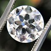 3.01ct Old European Cut Diamond GIA G SI1 13