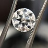 3.01ct Old European Cut Diamond GIA G SI1 19