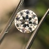 3.01ct Old European Cut Diamond GIA G SI1 12