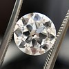 3.01ct Old European Cut Diamond GIA G SI1 3