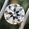 3.01ct Old European Cut Diamond GIA G SI1 2