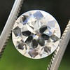3.01ct Old European Cut Diamond GIA G SI1 6